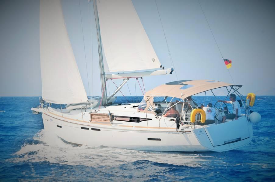 Sailpoint Yachtcharter, Segeln & Reisen
